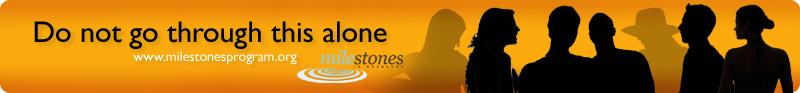 sponsored by milestones in recovery